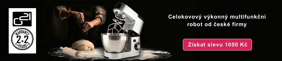 Dokonalý kuchyňský robot