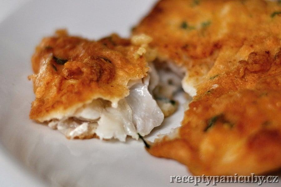 Hlavní fotka k receptu Bylinkové Fish & Chips paní Čuby