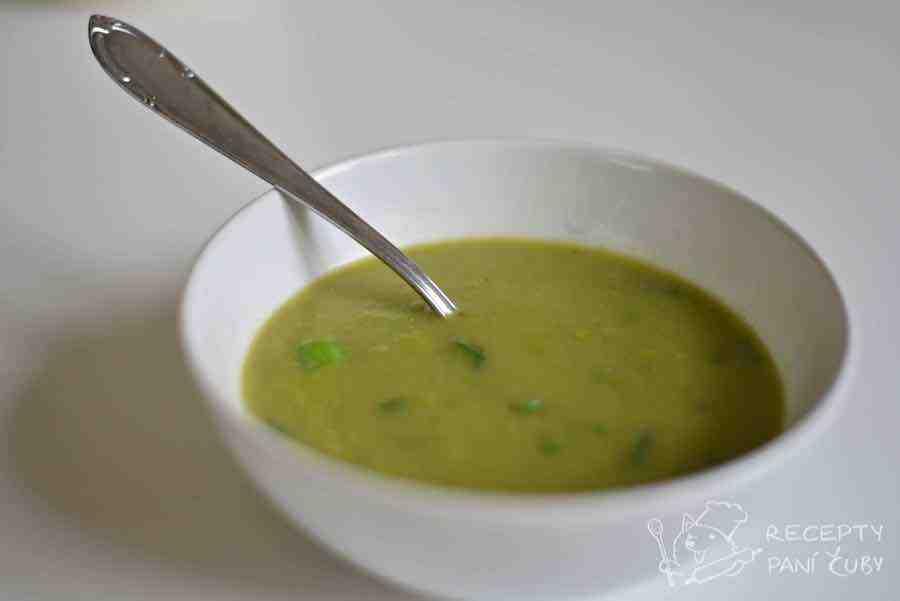 Hlavní fotka k receptu Pórková polévka