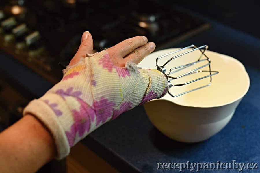 Návod jak si pořídit levný ruční mixér v osmi krocích