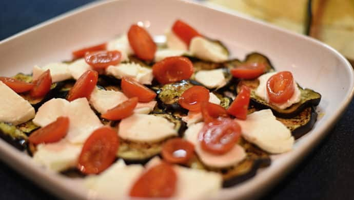 Lilkový salát