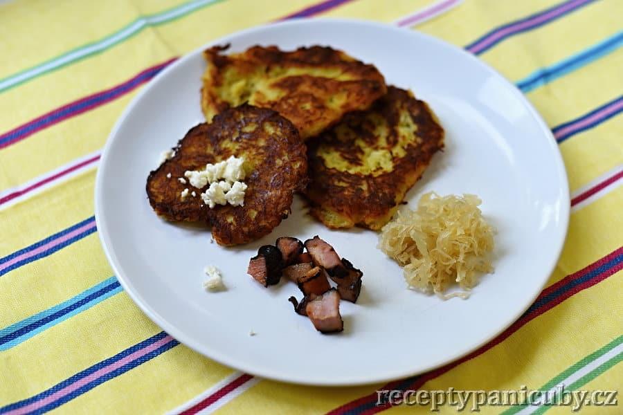 Tradiční bramboráky - taková ta domácí pohoda