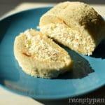 Piškotová roláda s mascarpone krémem a kokosem