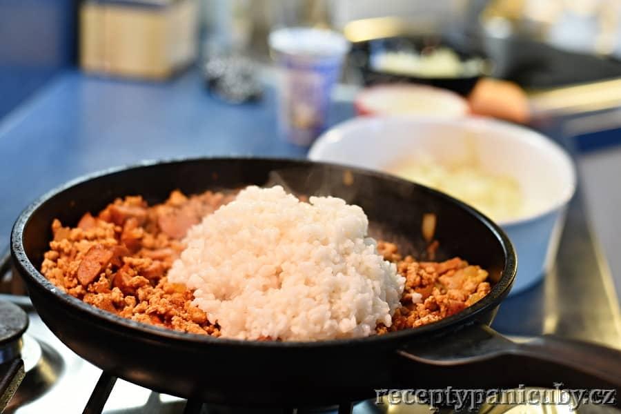Kološvárské zelí - a rýži taky přihodíme