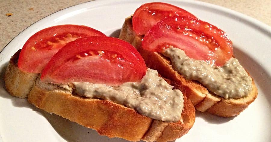 Hlavní fotka k receptu Čočková pomazánka – čočkoprdka