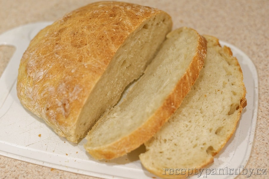 Domácí bramborový chléb - bramborový chléb, to je prostě nádhera