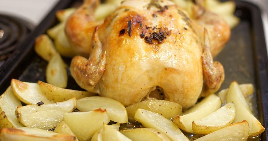 Bylinkové kuře