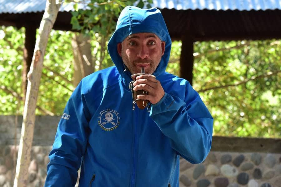 Jak se napijete v Jižní Americe - pití maté v praxi