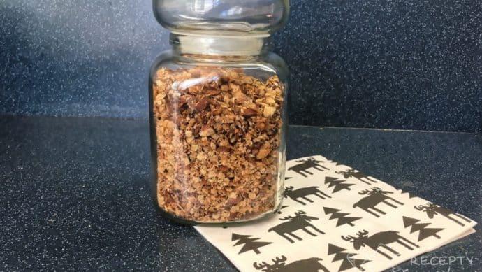 Domácí müsli - domácí křupavé müsli podle vašeho přání je na světě