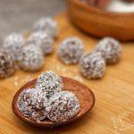 Lahodné acai kakaové kuličky