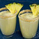 Kokosovo-ananasové smoothie