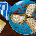 Jednoduchá sýrová roláda paní Čuby