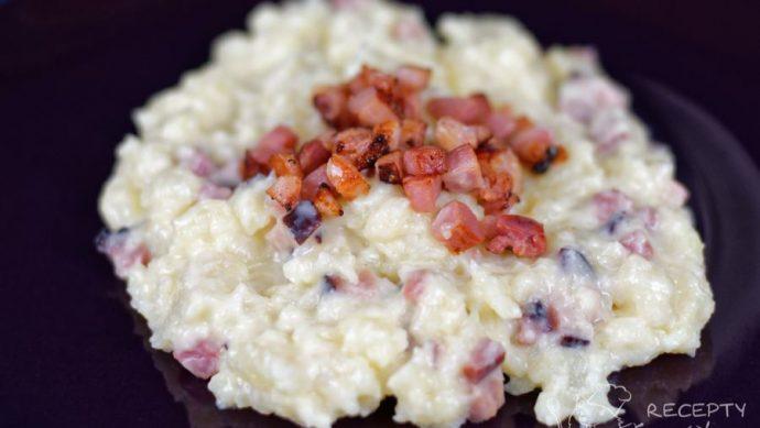 Halušky s bryndzou a slaninou - nádhera na talíři v podobě halušek