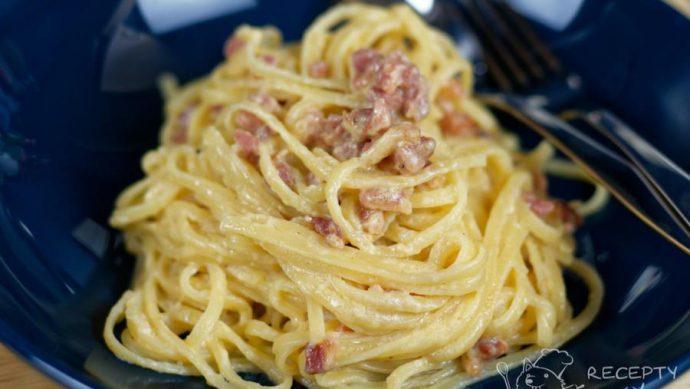 Spaghetti carbonara - ach ich ochhhh