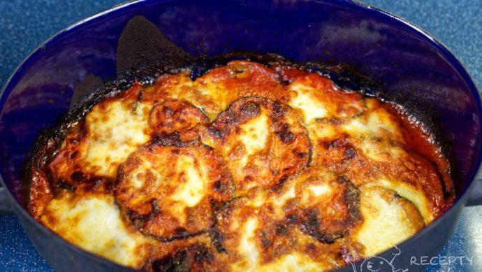 Parmigiana - zapékáme do zezlátnutí