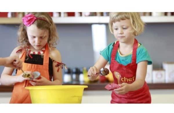 Chefparade kurzy vaření pro děti
