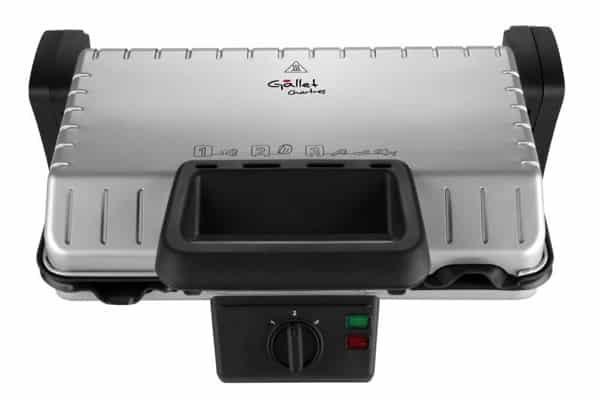 Nabízí regulaci teploty 140-280 °C a snadné ovládání