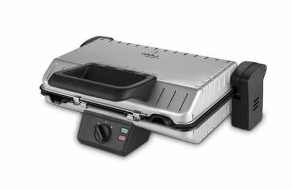 Kontaktní gril Gallet GRI 660 se hodí pro grilování masa, ryb, zeleniny i toastů