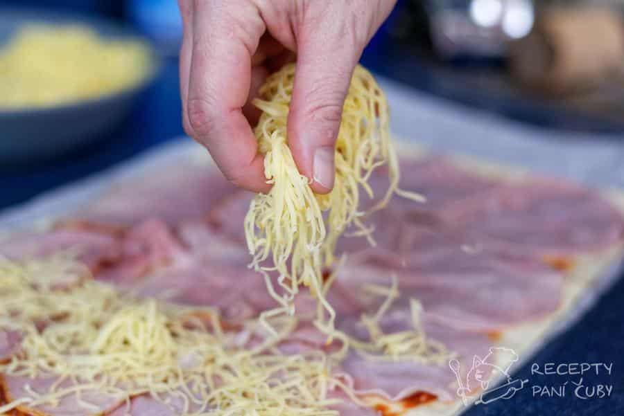 Lahodní slaní šneci - bez sýra by nebyla ta správná legrace