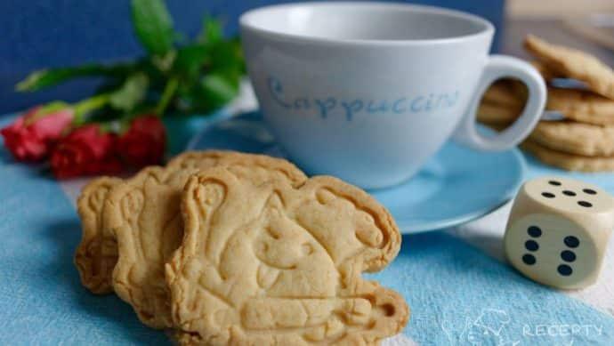 Máslové - marcipánové sušenky - zasloužená sladká odměna
