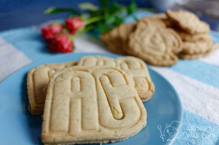 Máslové - marcipánové sušenky - firma Dílna3D pro vás vyrobí tiskátko na míru