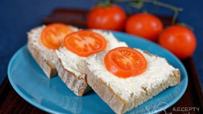 Česnekovo- sýrová pomazánka - jednoduchá, pikantní, na každý den