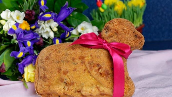Velikonoční beránek - béé béé béé a je to tu