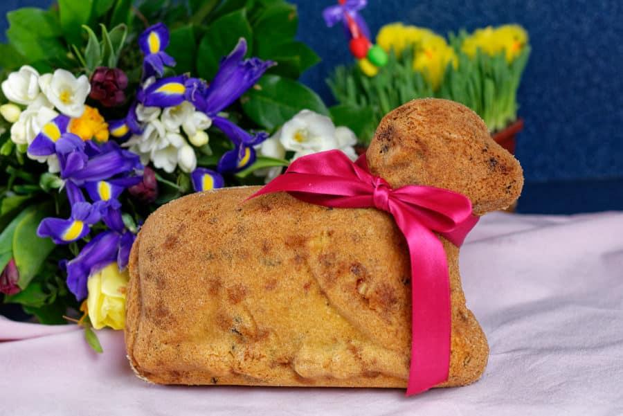 Velikonoční recepty - beránek