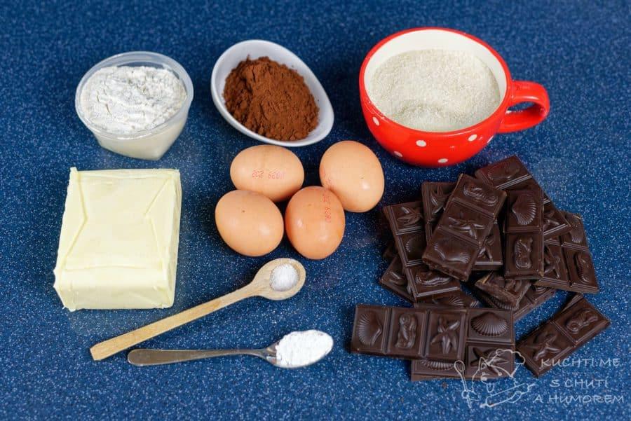 Nejlepší čokoládové brownies - jdeme na to