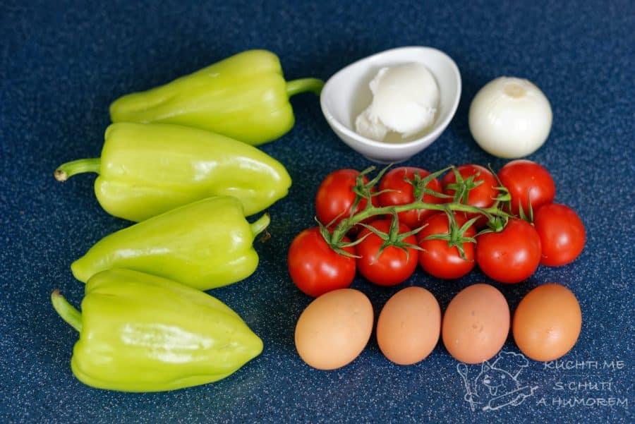 Lečo - trocha dobré zeleniny