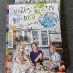 Recenze kuchařky Vaříme s dětmi pro děti