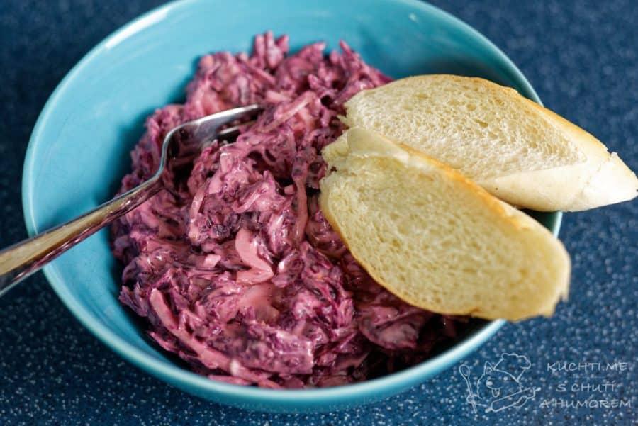 Hlavní fotka k receptu Jednoduše výborný hanácký salát