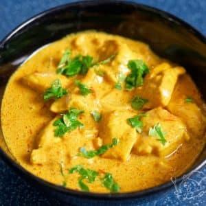Indické máslové kuřátko neboli butter chicken