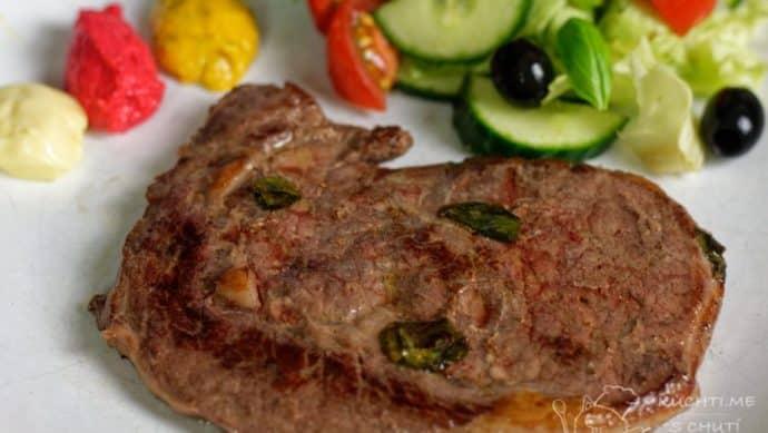 Hovězí steak – recept sous vide – lahůdka