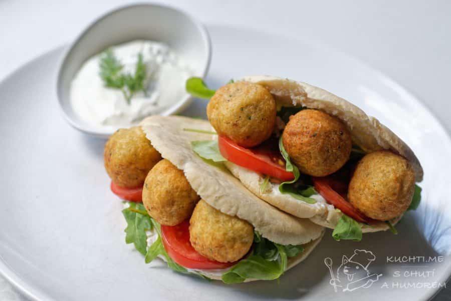Hlavní fotka k receptu Falafel