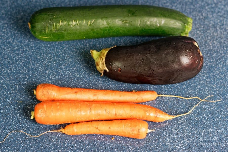 Zelenina připravená metodou sous vide - vybereme si oblíbenou zeleninu