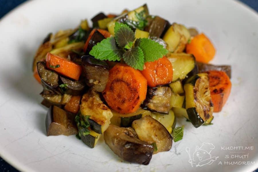 Hlavní fotka k receptu Zelenina připravená metodou sous vide