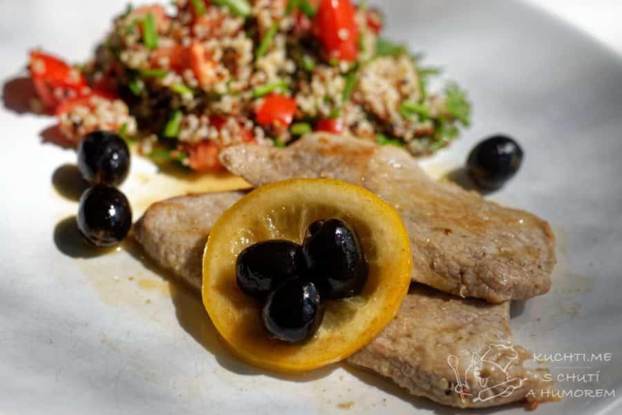 Hlavní fotka k receptu Italská piccata