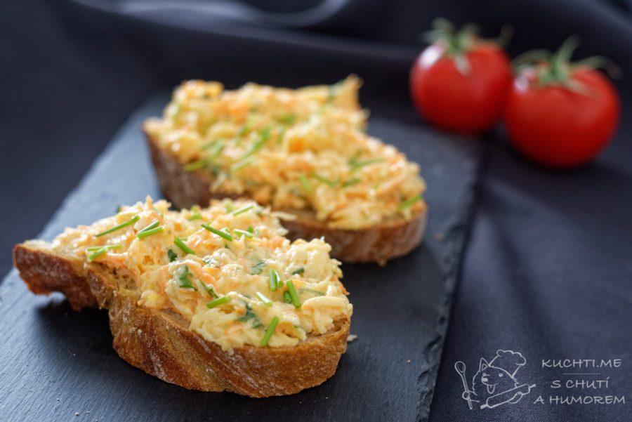Hlavní fotka k receptu Celerová pomazánka