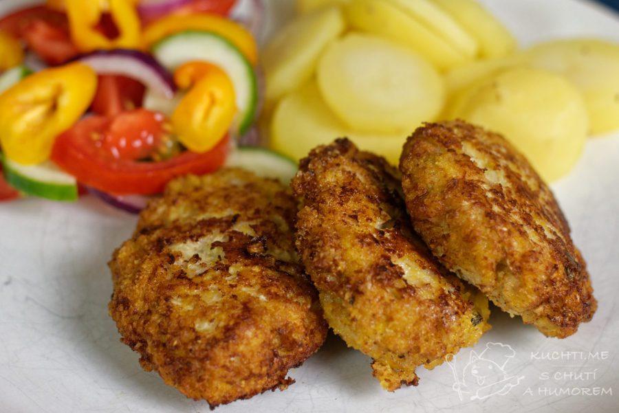 Hlavní fotka k receptu Kapustové karbanátky